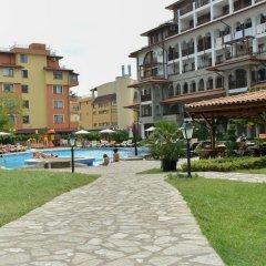 Отель OLYMP Apartcomplex Свети Влас фото 3