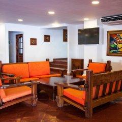 Отель Sol Caribe Sea Flower Колумбия, Сан-Андрес - отзывы, цены и фото номеров - забронировать отель Sol Caribe Sea Flower онлайн интерьер отеля фото 2