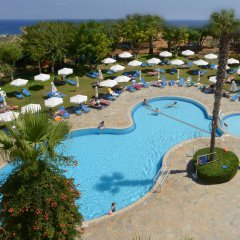 Artemis Hotel Apartments Протарас бассейн