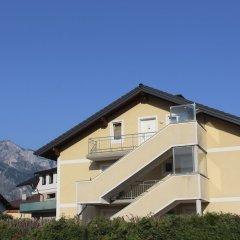 Отель Haus Haslach Австрия, Эльсбетен - отзывы, цены и фото номеров - забронировать отель Haus Haslach онлайн вид на фасад