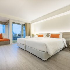 Отель Le Tada Residence Бангкок комната для гостей фото 3