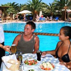 Отель Rethymno Village питание