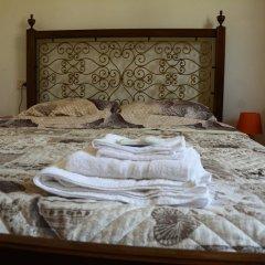 Отель B&B La Musa Ареццо сейф в номере
