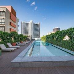 Отель M Social Singapore Сингапур, Сингапур - 2 отзыва об отеле, цены и фото номеров - забронировать отель M Social Singapore онлайн бассейн фото 3