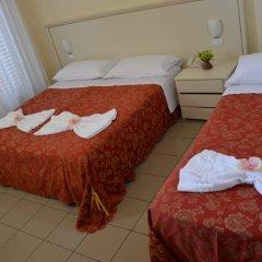 Отель Carolin Италия, Римини - 1 отзыв об отеле, цены и фото номеров - забронировать отель Carolin онлайн комната для гостей фото 3