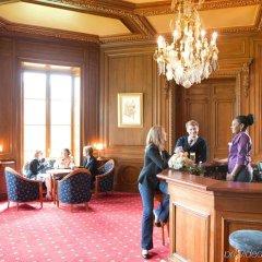 Отель Novotel Chateau de Maffliers интерьер отеля