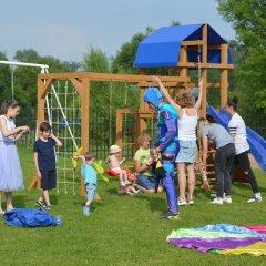 Отель Ok-Reka - campsite Звенигород детские мероприятия фото 3