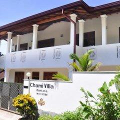 Отель Chami Villa Bentota Шри-Ланка, Бентота - отзывы, цены и фото номеров - забронировать отель Chami Villa Bentota онлайн фото 9