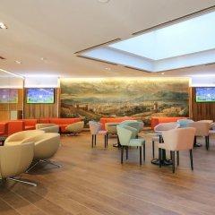 Отель Apartamentos Y Villas Oliva Nova Golf Олива гостиничный бар