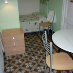 Отель Pension Portbou Барселона в номере