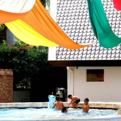 Отель The Ritz Hotel at Garden Oases Филиппины, Давао - отзывы, цены и фото номеров - забронировать отель The Ritz Hotel at Garden Oases онлайн бассейн фото 3