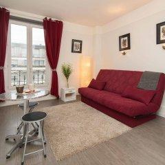 Апартаменты BP Apartments - Baudry Apartments Париж комната для гостей фото 3