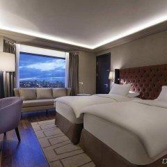 Отель Ankara Hilton комната для гостей фото 5