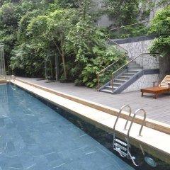 Отель Royal Tulip Luxury Hotels Carat Guangzhou Гуанчжоу бассейн