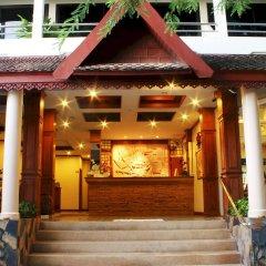 Отель Baan Pron Phateep спортивное сооружение