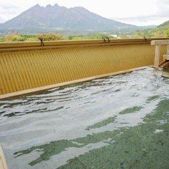 Отель Kyukamura Minami-Aso National Park Resort Villages Of Japan Минамиогуни бассейн фото 2