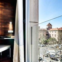 Отель Sansi Diputacio балкон