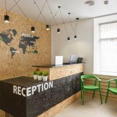 Nice Hostel Павелецкая Москва интерьер отеля