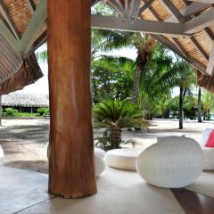Отель Le Meridien Bora Bora балкон