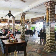 Отель Balangan Sea View Bungalow питание фото 3