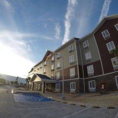Hotel Extended Suites Coatzacoalcos Forum парковка