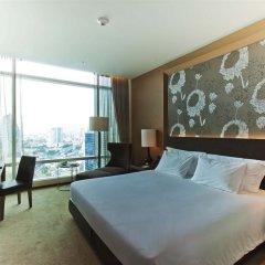 Eastin Grand Hotel Sathorn 4* Улучшенный номер с различными типами кроватей фото 5