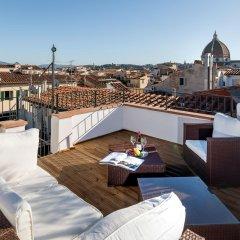 Отель Le Stanze Dei Medici Италия, Флоренция - отзывы, цены и фото номеров - забронировать отель Le Stanze Dei Medici онлайн балкон