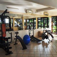 Отель Romana Resort & Spa фитнесс-зал