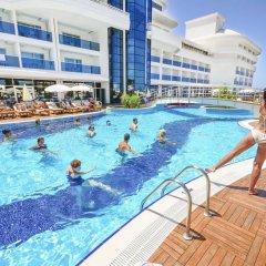 Отель Laguna Beach Alya Resort & SPA - All Inclusive Окурджалар бассейн