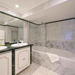 Отель Manos Premier Бельгия, Брюссель - 1 отзыв об отеле, цены и фото номеров - забронировать отель Manos Premier онлайн ванная