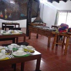 Отель Parador Santa Cruz Мексика, Креэль - отзывы, цены и фото номеров - забронировать отель Parador Santa Cruz онлайн питание фото 2