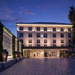 Shangri-La Bosphorus, Istanbul Турция, Стамбул - 3 отзыва об отеле, цены и фото номеров - забронировать отель Shangri-La Bosphorus, Istanbul онлайн вид на фасад