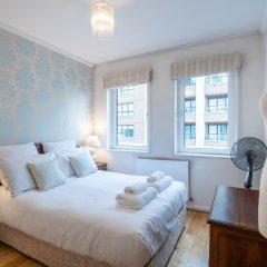Отель Delightful Kensington Home close to Hyde Park Лондон комната для гостей фото 3