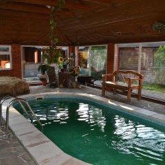 Gnezdo Gluharya Hotel бассейн