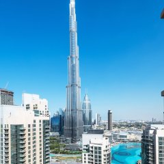 Апартаменты Dream Inn Dubai Apartments 29 Boulevard пляж фото 2