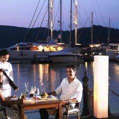 Ece Saray Marina & Resort - Special Class Турция, Фетхие - отзывы, цены и фото номеров - забронировать отель Ece Saray Marina & Resort - Special Class онлайн приотельная территория