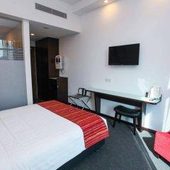 Отель Chancellor@Orchard Сингапур, Сингапур - отзывы, цены и фото номеров - забронировать отель Chancellor@Orchard онлайн удобства в номере фото 2