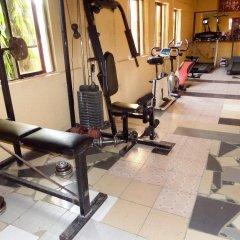 Abidap Hotel and Suites International фитнесс-зал