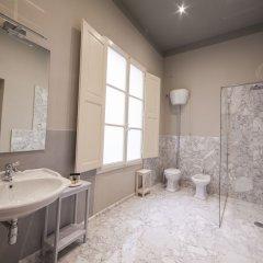 Отель Palazzo D'Oltrarno - Residenza D'Epoca Италия, Флоренция - отзывы, цены и фото номеров - забронировать отель Palazzo D'Oltrarno - Residenza D'Epoca онлайн ванная фото 2