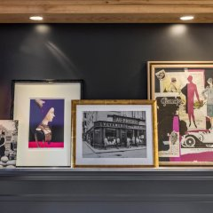 Отель Best Western Premier Ducs De Bourgogne гостиничный бар