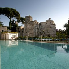 Отель Rufolo Италия, Равелло - отзывы, цены и фото номеров - забронировать отель Rufolo онлайн бассейн фото 2