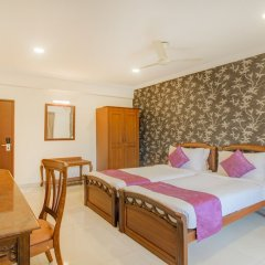Отель Treebo Tryst Dona Paula Гоа комната для гостей фото 3