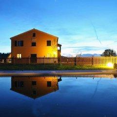 Отель Villa Scuderi Италия, Реканати - отзывы, цены и фото номеров - забронировать отель Villa Scuderi онлайн приотельная территория фото 2