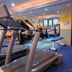 Отель Coral Deira Дубай фитнесс-зал фото 2