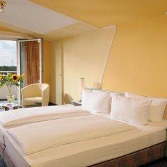 Leonardo Boutique Hotel Berlin City South 4* Номер Комфорт с различными типами кроватей фото 6