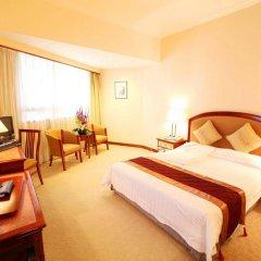 Отель Century Plaza Hotel Китай, Шэньчжэнь - отзывы, цены и фото номеров - забронировать отель Century Plaza Hotel онлайн комната для гостей фото 4