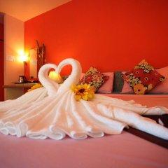Отель Cha-Ba Bungalow & Art Gallery Таиланд, Ланта - отзывы, цены и фото номеров - забронировать отель Cha-Ba Bungalow & Art Gallery онлайн комната для гостей фото 4