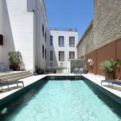 Отель Eurostars Sevilla Boutique бассейн фото 4