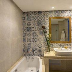 Отель Le Dawliz Hotel & Spa Марокко, Схират - отзывы, цены и фото номеров - забронировать отель Le Dawliz Hotel & Spa онлайн ванная фото 2