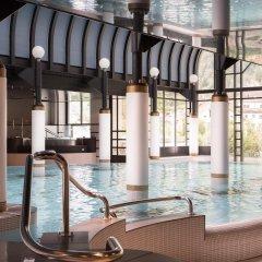 VICTORIA-JUNGFRAU Grand Hotel & Spa бассейн фото 3